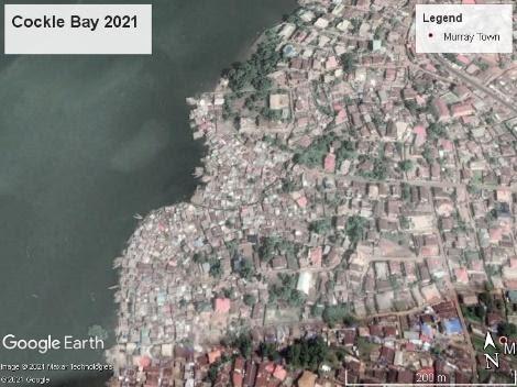 ARISE in Cockle Bay, Sierra Leone