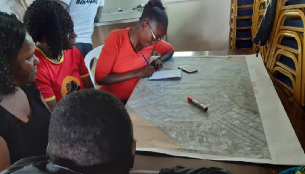 Mukuru community health mapping