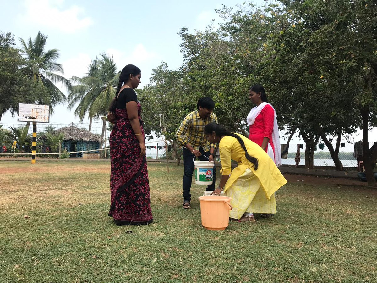 play about water