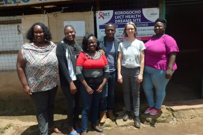 LVCT at the Korogocho DREAMS site