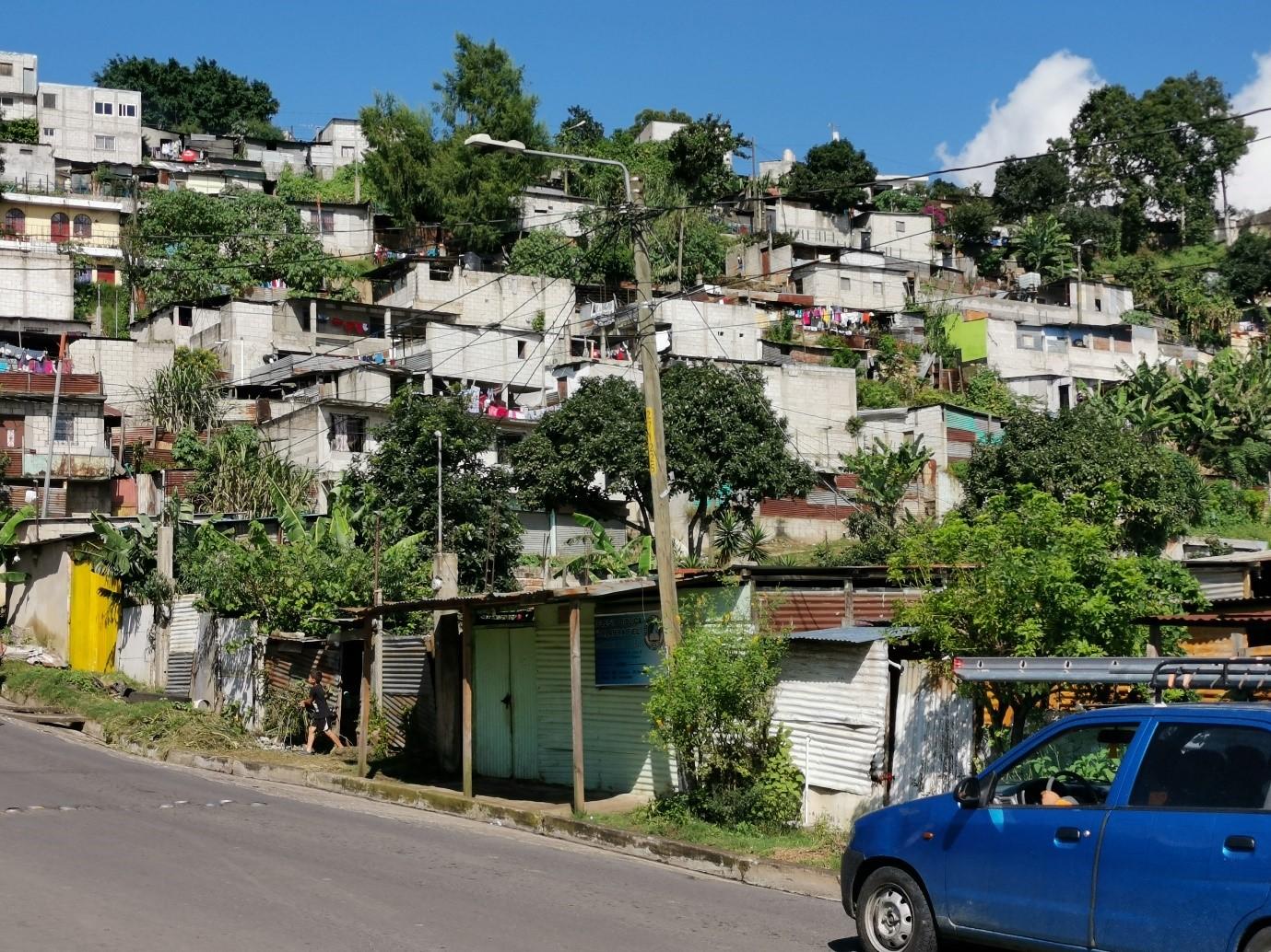 Alioto in Guatemala