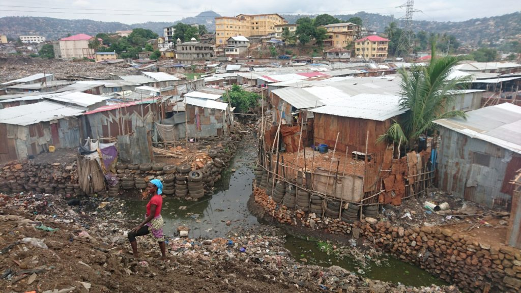Preparing for the pandemic in Sierra Leone