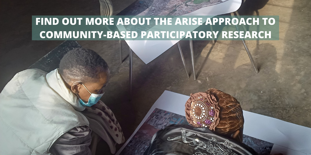 FIND OUT MORE ABOUT THE ARISE APPROACH TO CBPR