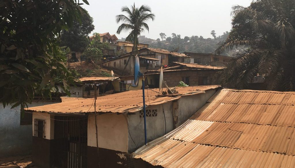 Webinar The effects of COVID-19 on vulnerable urban populations and strategies for mitigation
