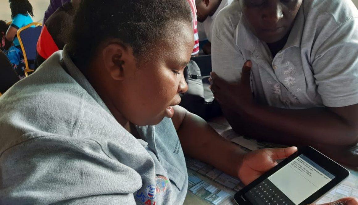 CHV mapping Mukuru