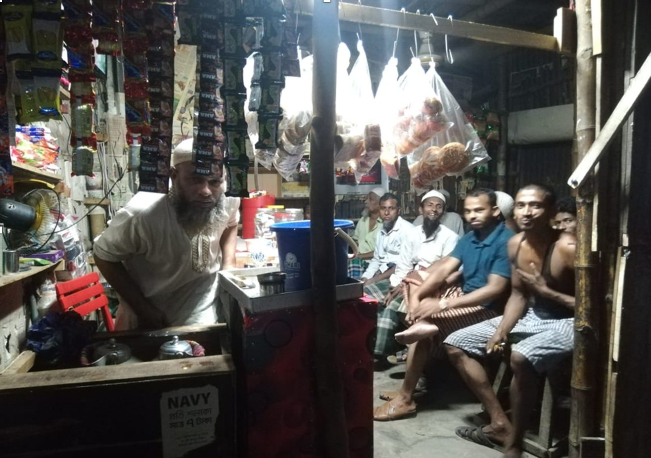 'Normal' or 'New Normal': Life in urban slums amid the COVID-19 pandemic