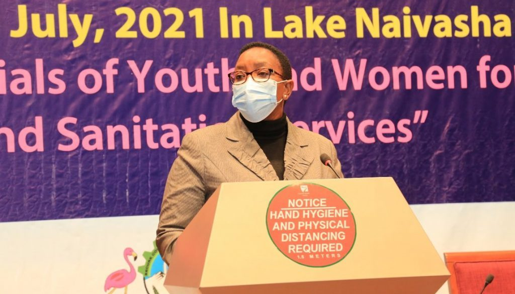 Challenging the status of women and youth in the WASH sector in Kenya