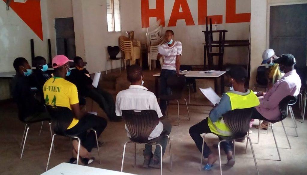 Community profiling in Nairobi